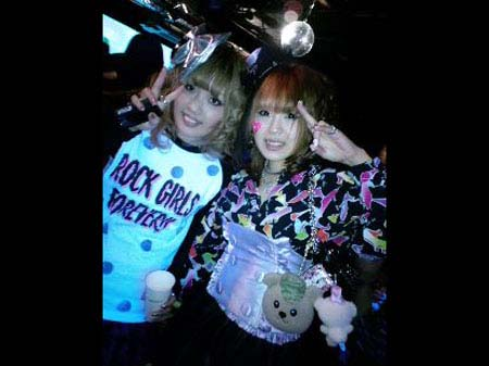 2010.1.23 1-2-3 Broken Doll COLLABORATION PARTY!!