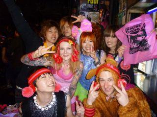 2010.3.27 Broken Doll Party vol.7 @下北沢SHELTER
